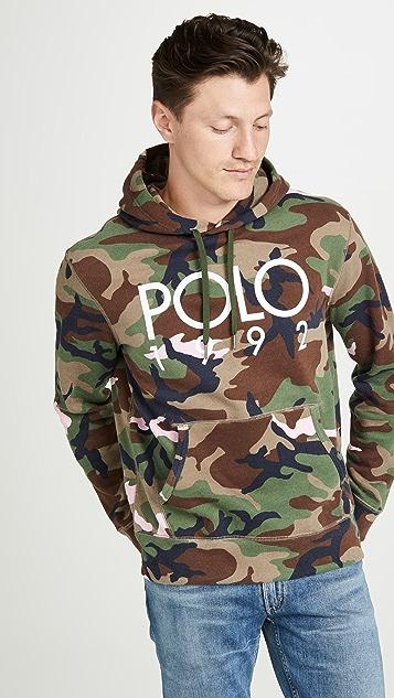Polo Ralph Lauren Magic Fleece Pullover Hoodie
