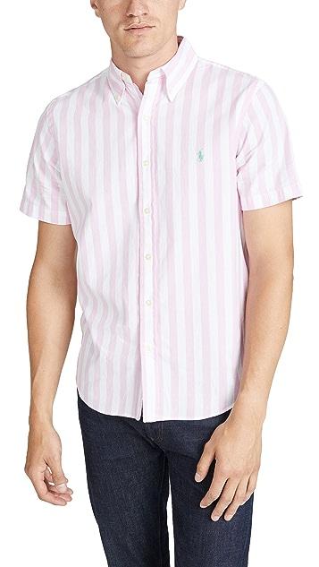 Polo Ralph Lauren Short Sleeve Poplin Shirt
