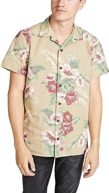 Polo Ralph Lauren Short Sleeve Floral Shirt
