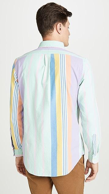 Polo Ralph Lauren Long Sleeve Stripe Oxford Shirt