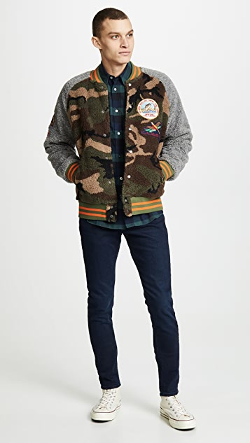 Polo Ralph Lauren Great Outdoors Sherpa Jacket