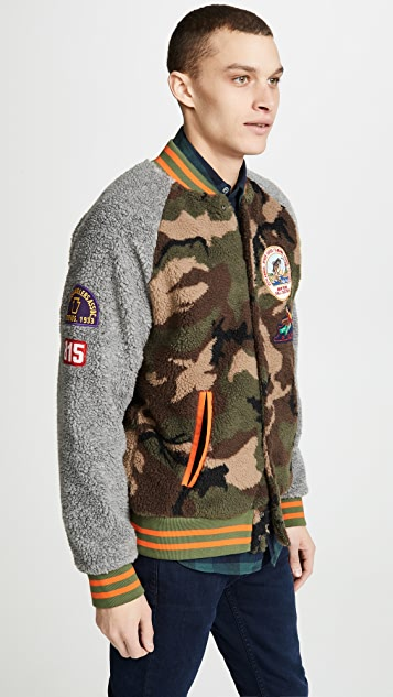 Polo Ralph Lauren Great Outdoors Sherpa Jacket