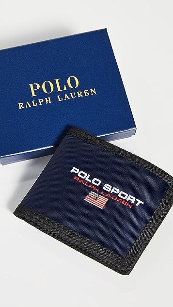 Polo Ralph Lauren Nylon Polo Sport Billfold