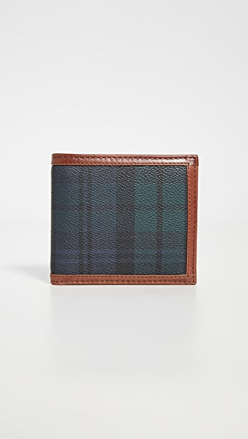 Polo Ralph Lauren Blackwatch Bifold Wallet