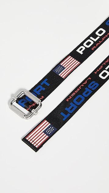 Polo Ralph Lauren Polo Sport Webbing Belt