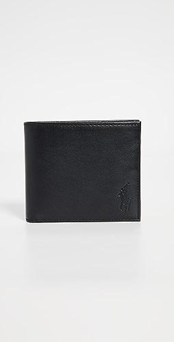 Polo Ralph Lauren - Classic Leather Billfold Wallet