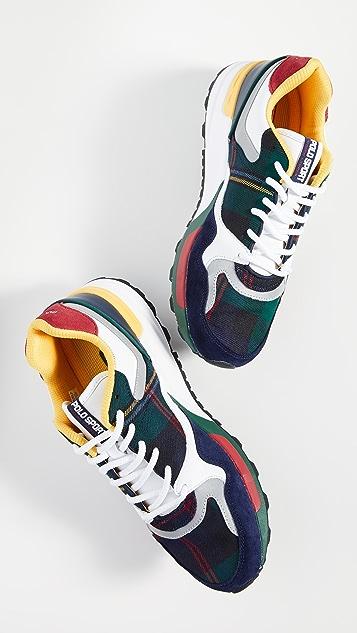 Polo Ralph Lauren Trackstar 100 Sneakers