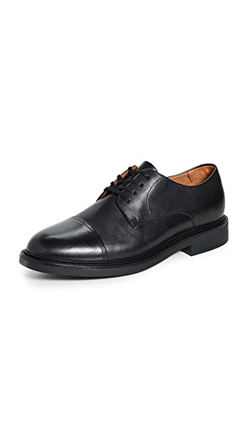Polo Ralph Lauren Asher Cap Toe Lace Up Shoes