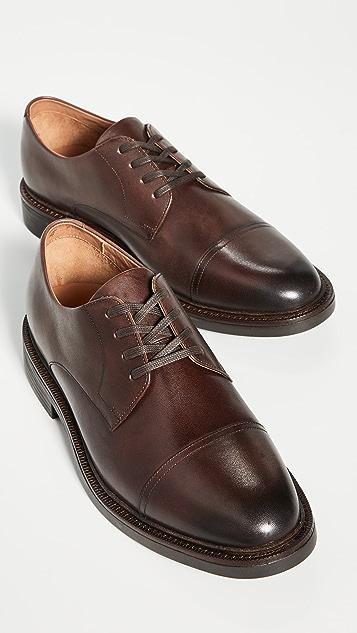 Polo Ralph Lauren Asher Cap Toe Lace Up Shoes