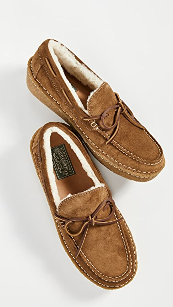 Polo Ralph Lauren Myles Loafer Slippers