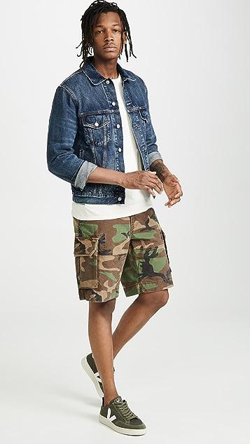 Polo Ralph Lauren Camo Gellar Cargo Shorts