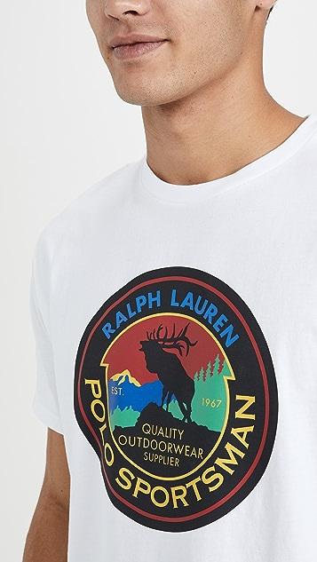 Polo Ralph Lauren Polo Sport Terrain Short Sleeve T-Shirt