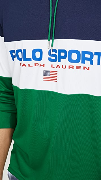 Polo Ralph Lauren Polo Sport Long Sleeve Hoodie