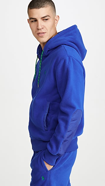 Polo Ralph Lauren Polar Fleece Full Zip Hoodie