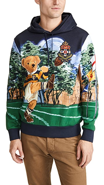 Polo Ralph Lauren Rugby Bears Sweatshirt