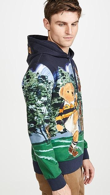 Polo Ralph Lauren Rugby Bears Sweatshirt