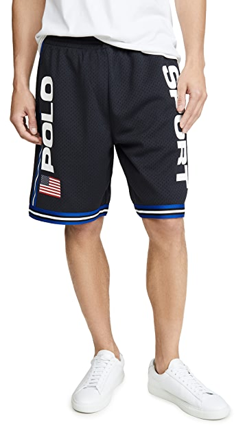 Polo Ralph Lauren Polo Sport Performance Mesh Shorts