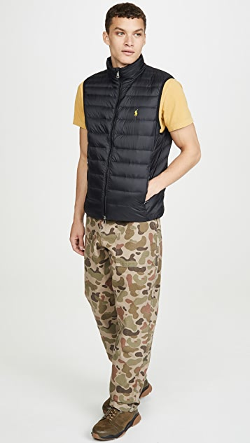 Polo Ralph Lauren Packable Down Vest