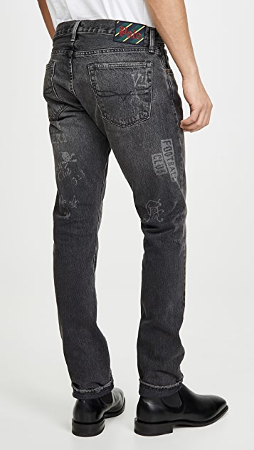 Polo Ralph Lauren Slim Fit Sullivan Denim
