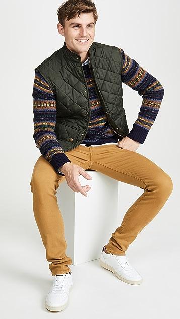 Polo Ralph Lauren Fair Isle Wool Sweater