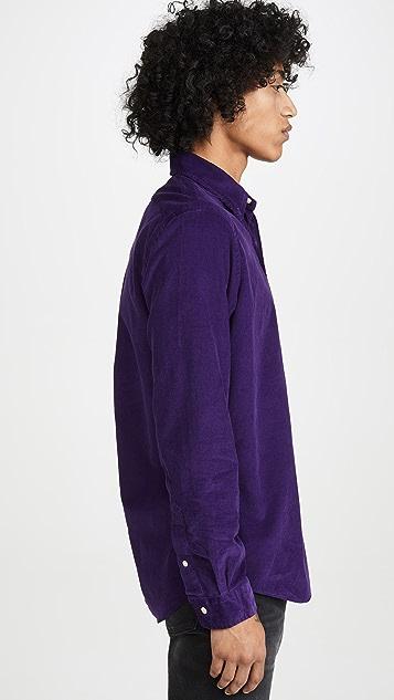 Polo Ralph Lauren 21W Corduroy Button Down Shirt