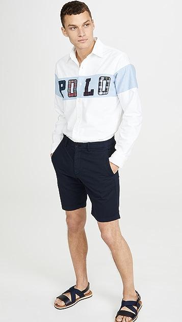 Polo Ralph Lauren Polo Block Logo Oxford Shirt