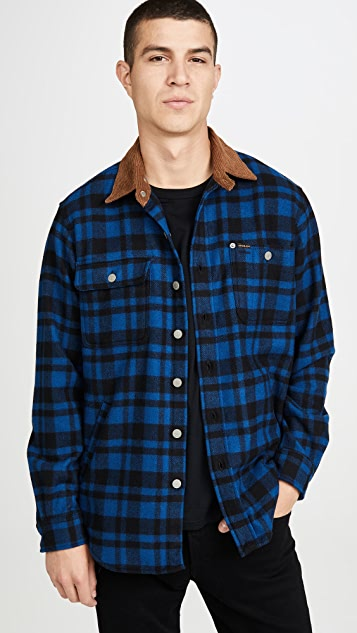 Polo Ralph Lauren Wool Plaid Shirt Jacket