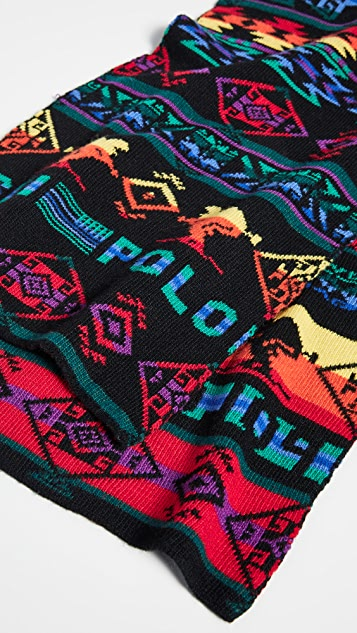 Polo Ralph Lauren Beacon Skier Scarf