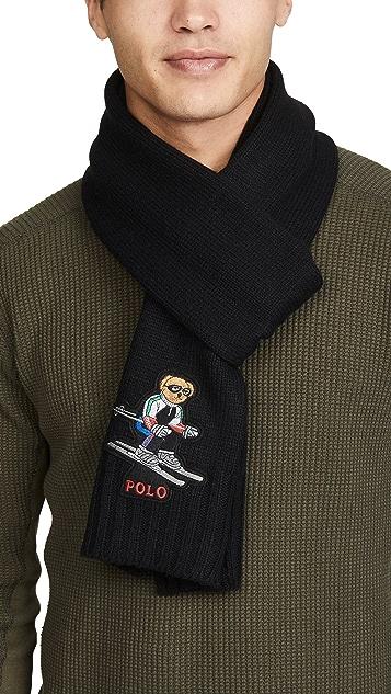 Polo Ralph Lauren Polo Ski Bear Scarf
