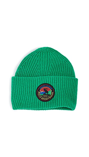 Polo Ralph Lauren Polo Sportsman Cuff Hat