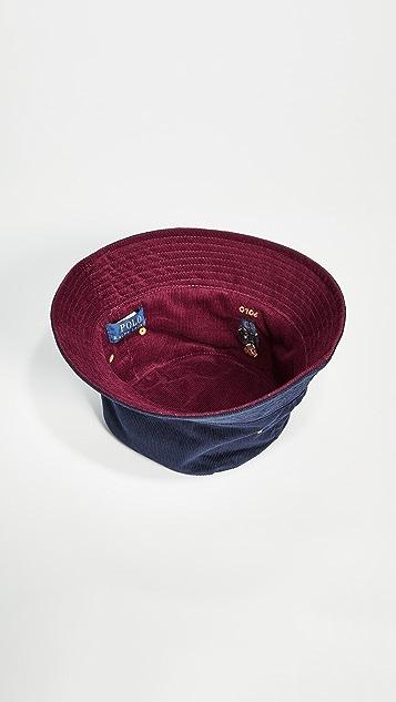 Polo Ralph Lauren St Andrew Bear Bucket Hat