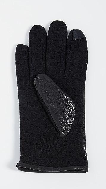 Polo Ralph Lauren Deerskin Hybrid Touch Gloves