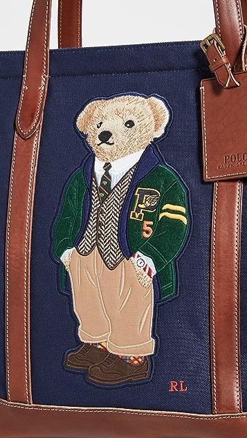 Polo Ralph Lauren Big Bear Tote
