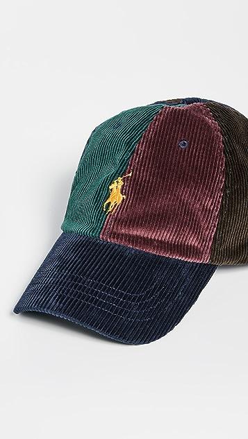 Polo Ralph Lauren Mixed Corduroy Cap