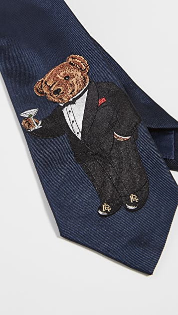Polo Ralph Lauren Oversized Bear Tie