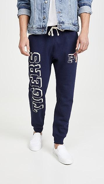 Polo Ralph Lauren Vintage Fleece Tiger Sweatpants