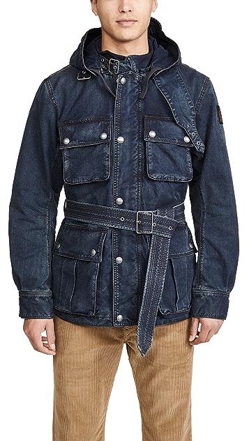 Polo Ralph Lauren Denim Moto Jacket
