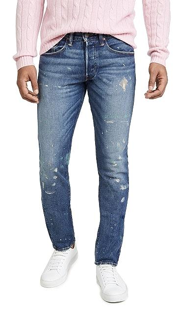 Polo Ralph Lauren Sullivan Stretch Denim Jeans