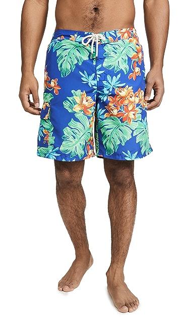 Polo Ralph Lauren Floral Swim Trunks