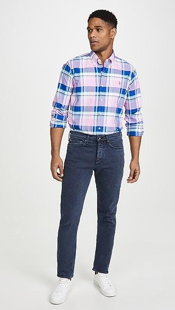Polo Ralph Lauren Madras Oxford Shirt