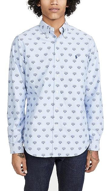 Polo Ralph Lauren Collegiate Tigers Oxford Shirt