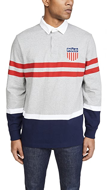 Polo Ralph Lauren Jersey Active Rugby Shirt