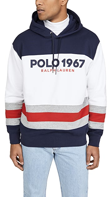 Polo Ralph Lauren Magic Fleece Active Hoodie