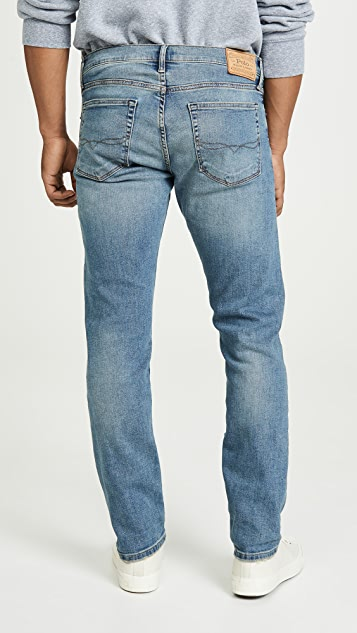 Polo Ralph Lauren Varick Slim Straight Fit Jeans