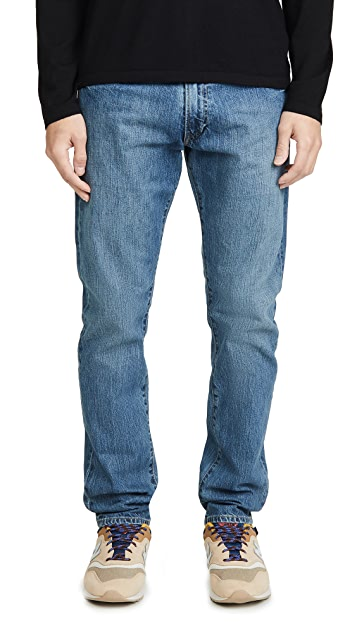Polo Ralph Lauren Varick Slim Straight Fit Jeans