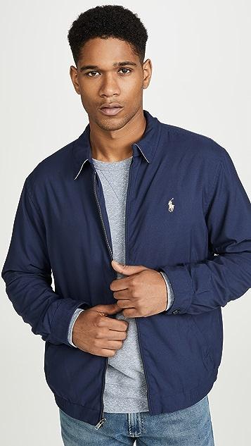 Polo Ralph Lauren Bi-Swing Windbreaker Jacket