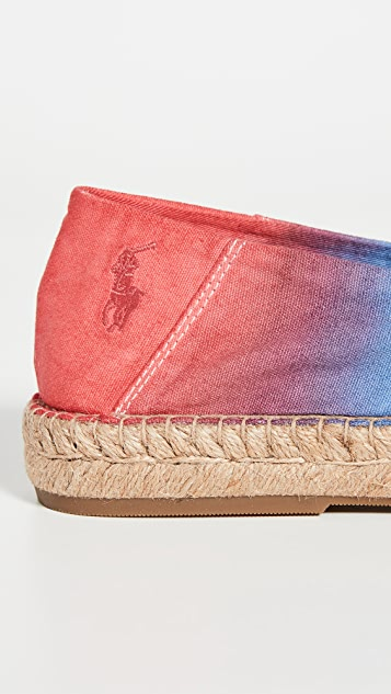 Polo Ralph Lauren Cevio Slip On Espadrilles