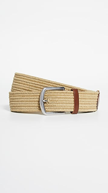 Polo Ralph Lauren 35mm Braid Stretch Belt
