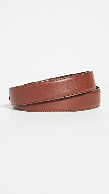 Polo Ralph Lauren Bowed Leather Belt