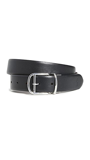 Polo Ralph Lauren Reversible Good Dress Belt
